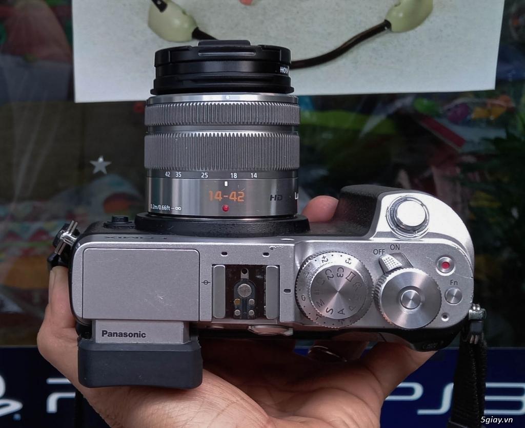 Bán 1 bộ Panasonic Lumix GX8 + lens Lumix 14-42mm HD - 9