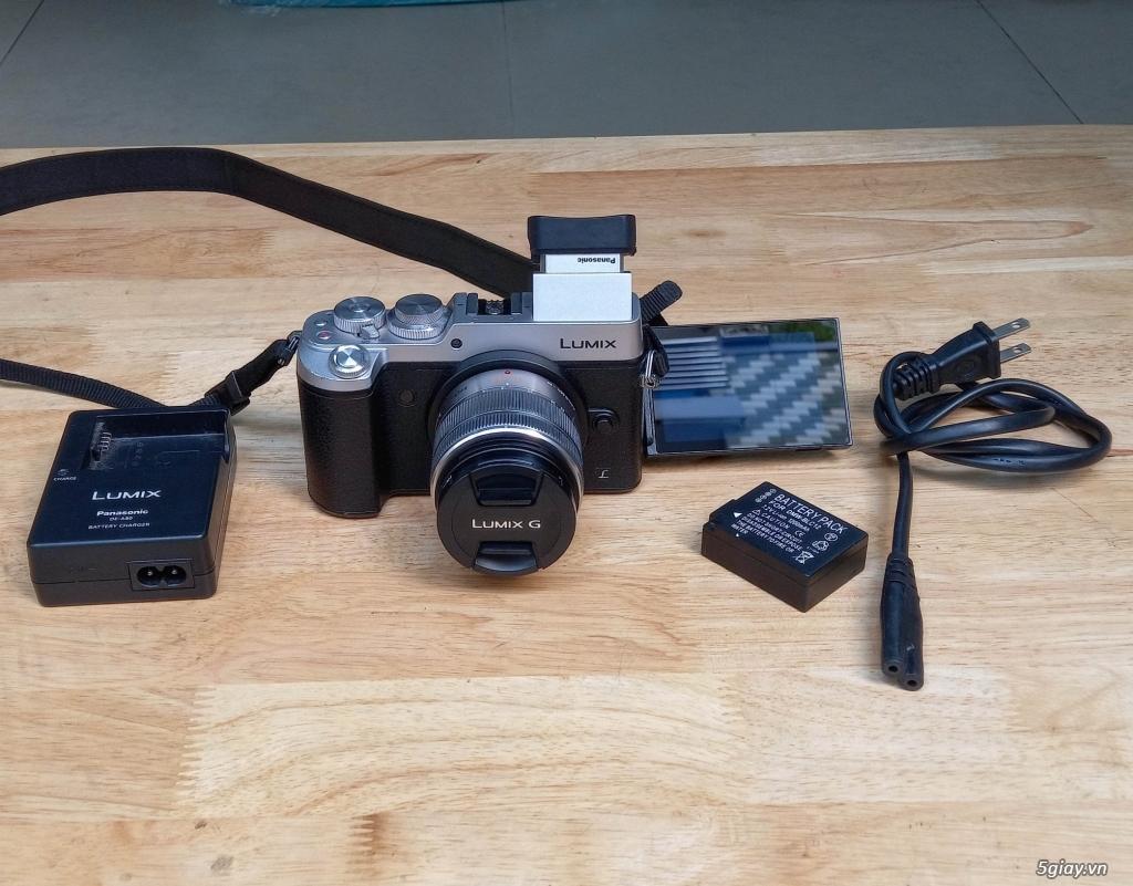 Bán 1 bộ Panasonic Lumix GX8 + lens Lumix 14-42mm HD - 1
