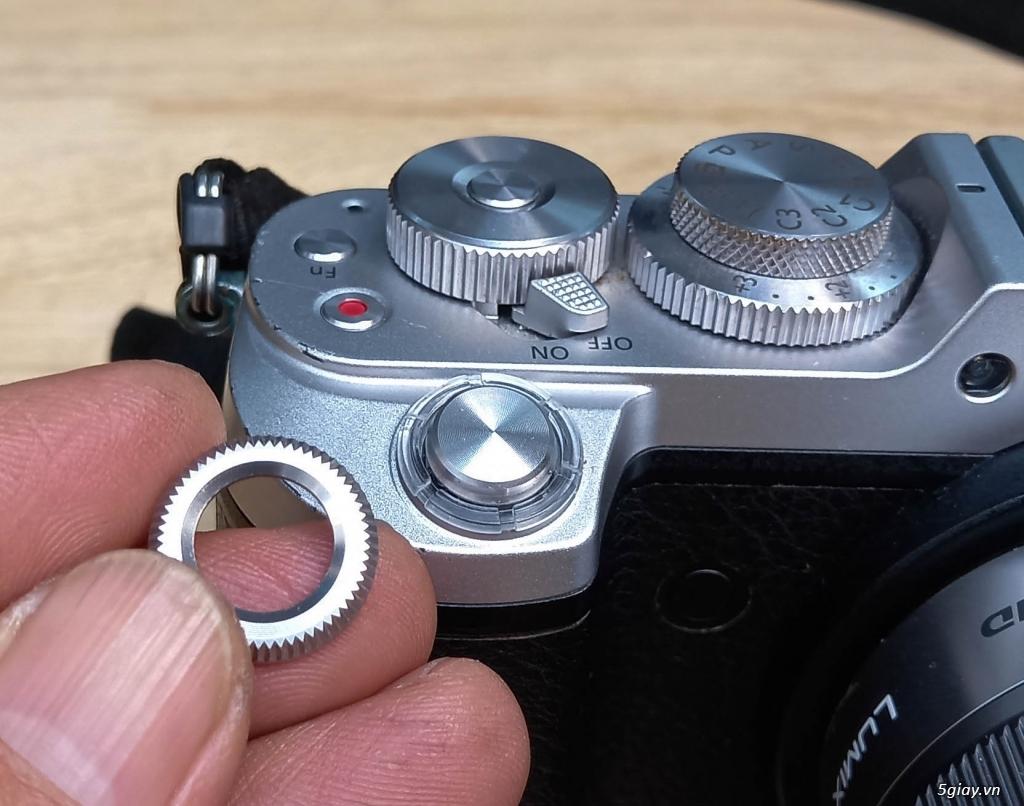 Bán 1 bộ Panasonic Lumix GX8 + lens Lumix 14-42mm HD - 12