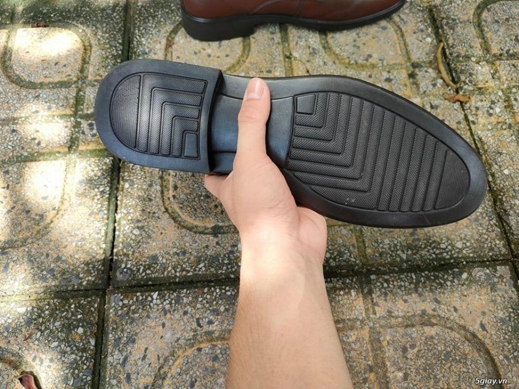 giày da 2hand nhập khẩu thương hiệu OSWIN ZL 0907130133 để lựa mẫu đẹp - 4