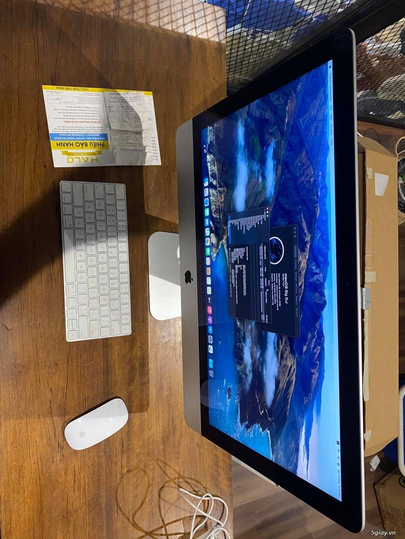 iMac 4K 21 inch MHK33 (Model 2019, Realeased 2020) I5 8GB 256GB RP 560