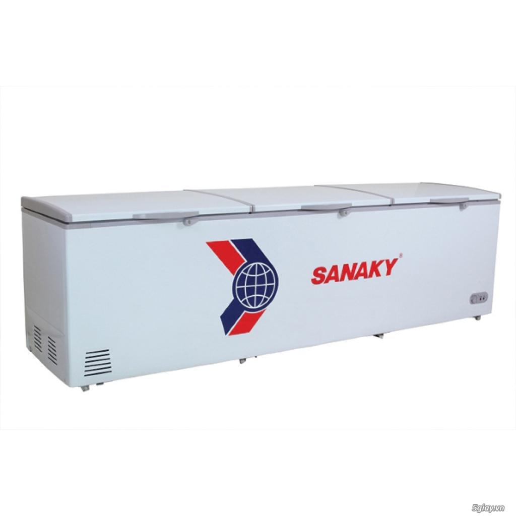 Tủ Đông Sanaky VH-1199HY dung tích 900L dàn ĐỒNG