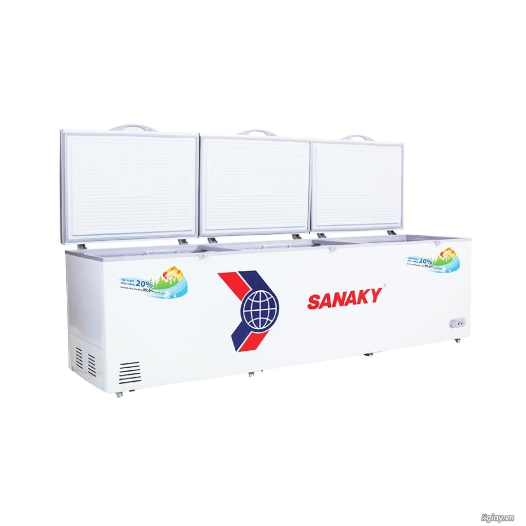 Tủ Đông Sanaky VH-1199HY dung tích 900L dàn ĐỒNG - 1