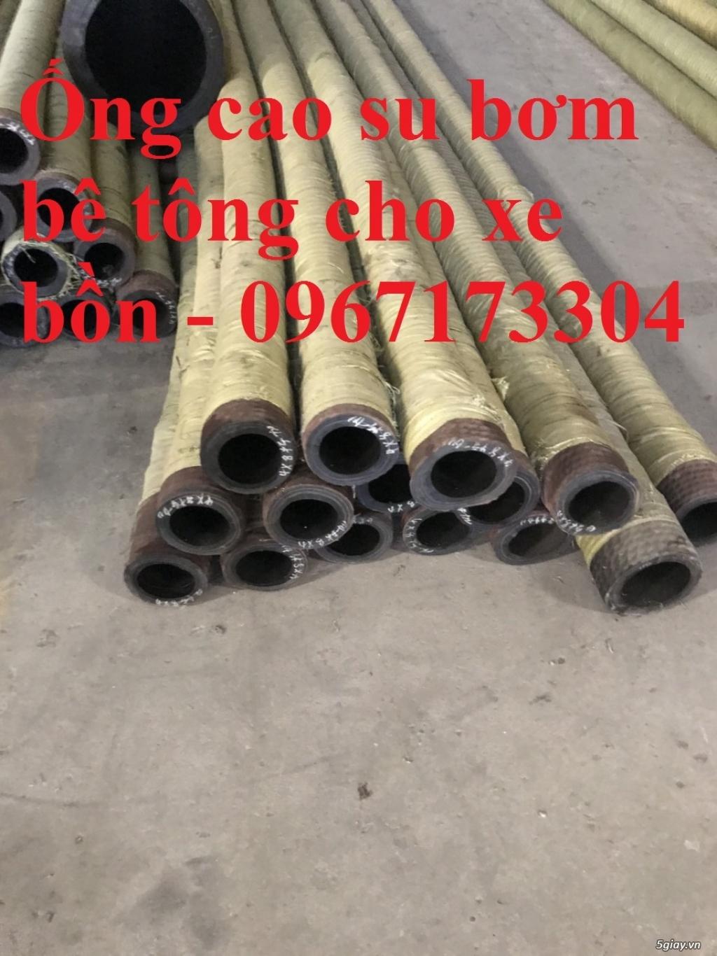 Ống cao su bơm bê tông CAQ phi 114 chất lượng cao  - 0914 143 288 - 3