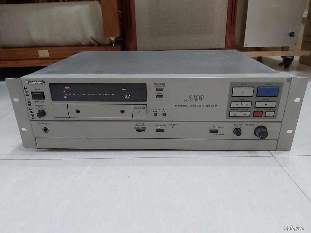 MD Sony JA50ES, Loa Wharfedale W70, Loa Infinity RS-255. - 56