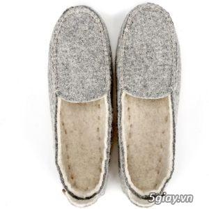 lót giày, lót mũi giày, lót gót giày, may giày, dép nỉ - 1