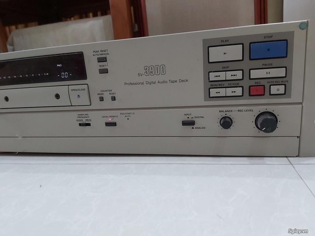 MD Sony JA50ES, Loa Wharfedale W70, Loa Infinity RS-255. - 54