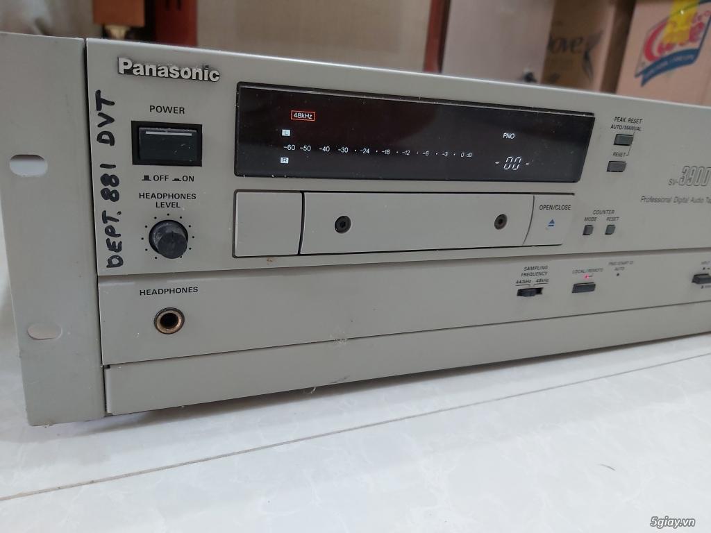 MD Sony JA50ES, Loa Wharfedale W70, Loa Infinity RS-255. - 52