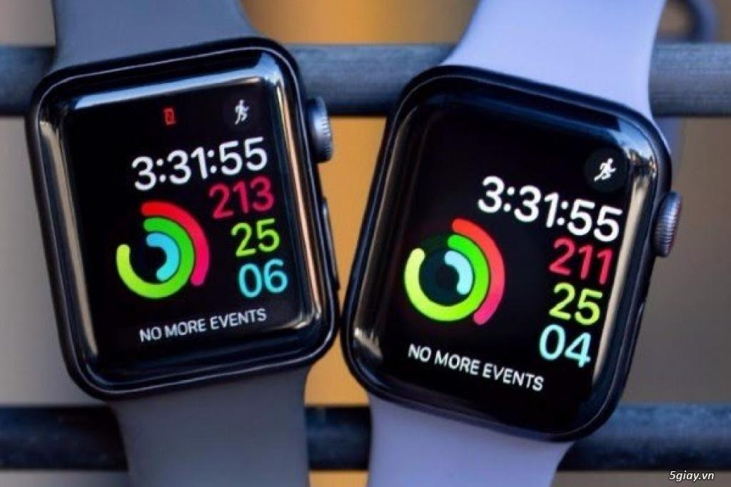 [Mã ELMS5TR giảm 5% đơn 5TR] Đồng hồ Apple Watch Series 5 Thép gold 4 - 3