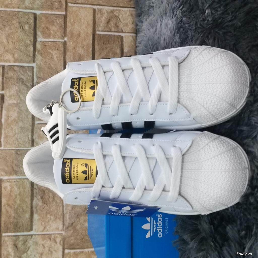 Giày sneaker thể thao adidas Super Star (hàng f1)