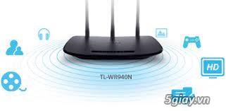 Phát wifi TP-link TL-WR940N - 1