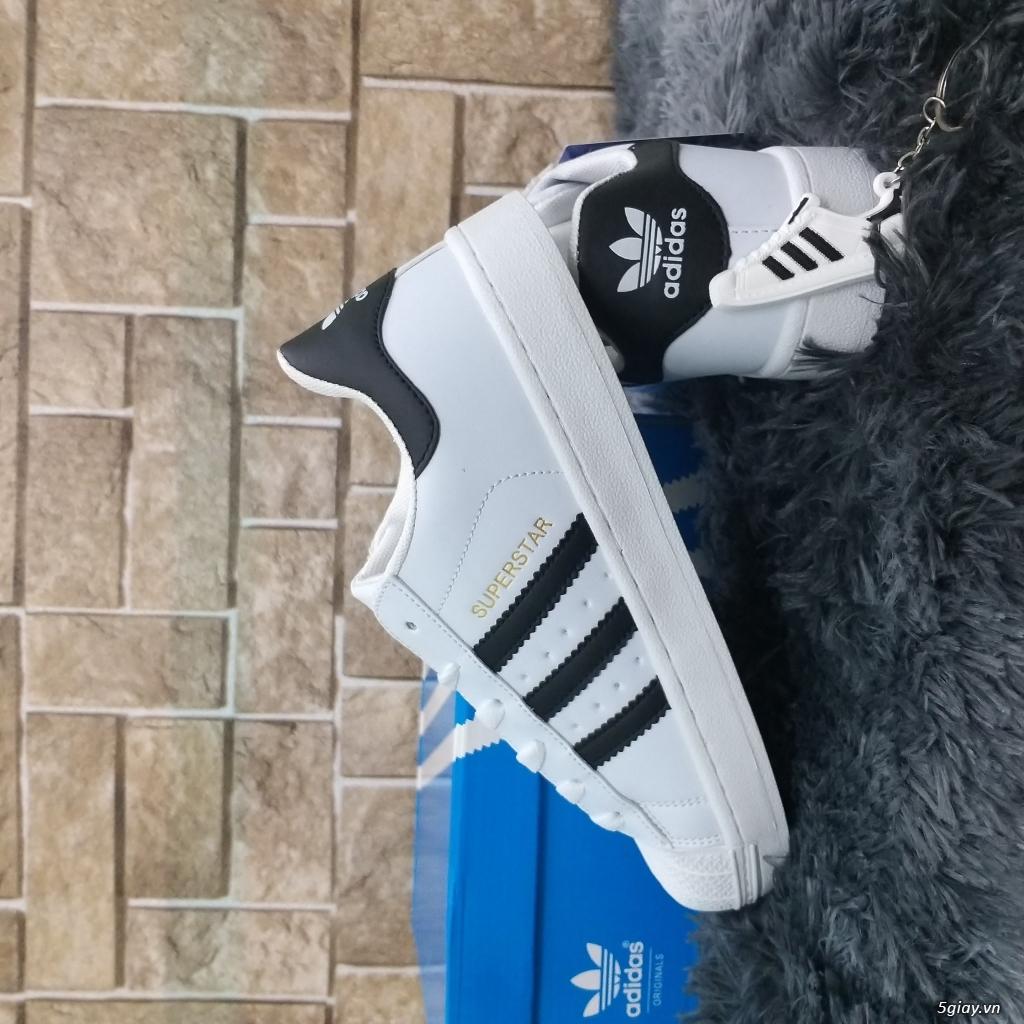Giày sneaker thể thao adidas Super Star (hàng f1) - 1