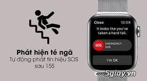 [Mã ELMS5TR giảm 5% đơn 5TR] Đồng hồ Apple Watch Series 5 Thép gold 4 - 2
