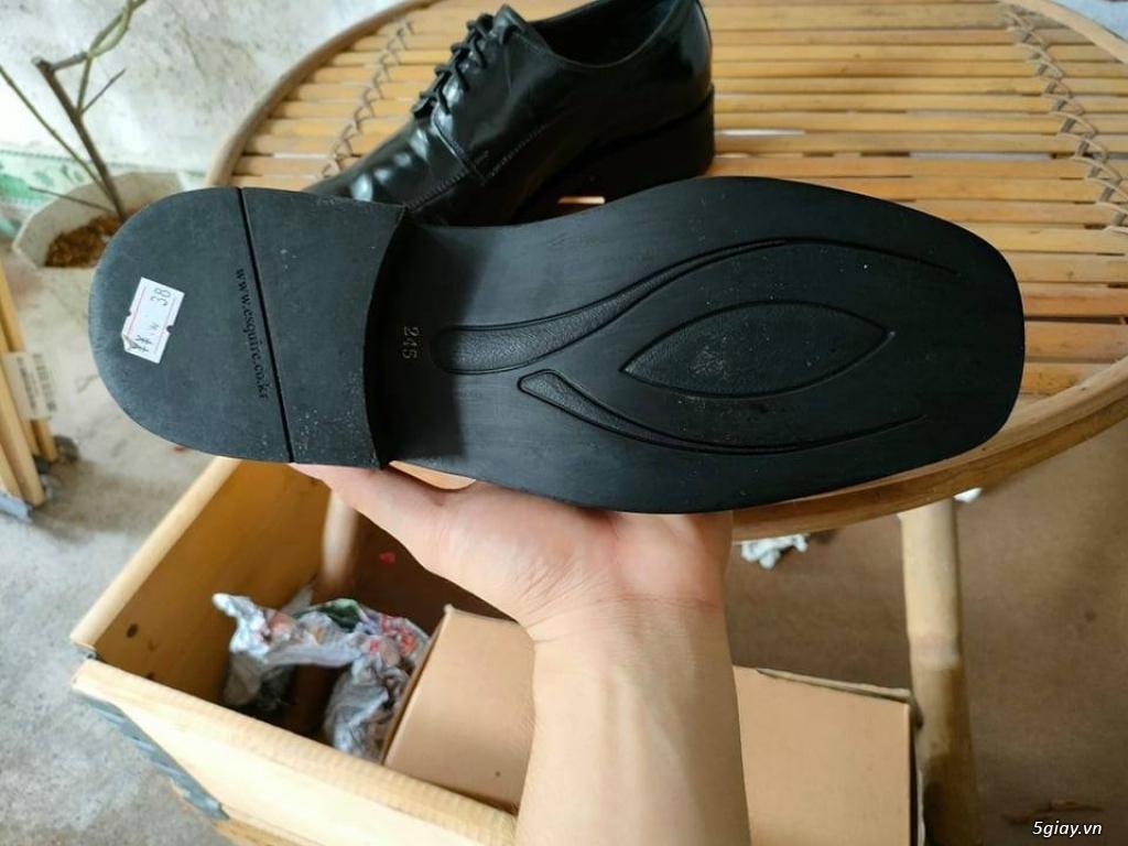 Giày da cao cấp thương hiệu ESQUIRE nhập ngoại  |ZL 0907130133 - 1