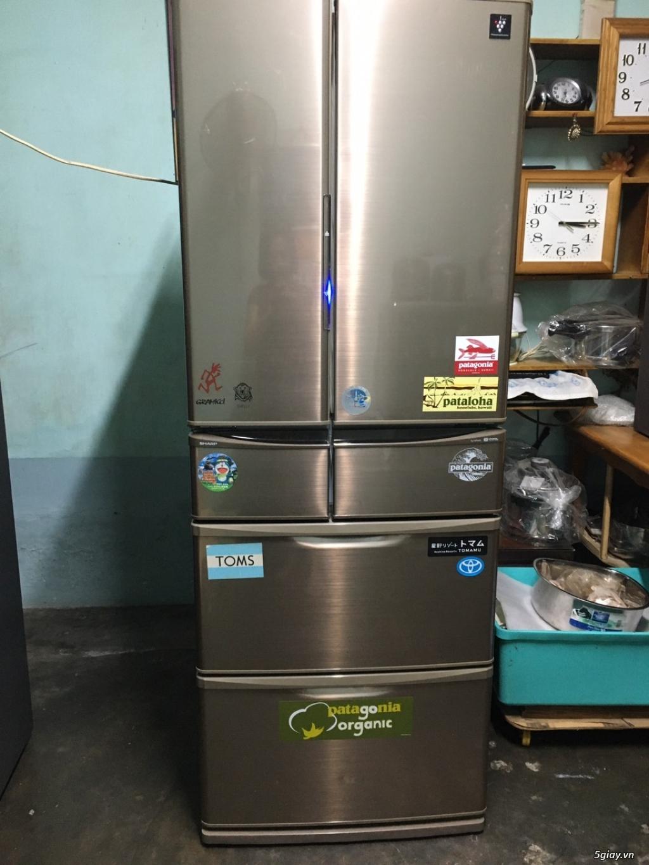 Tủ lạnh nội địa Sharp 440L đời 2013 tiết kiệm điện - 3