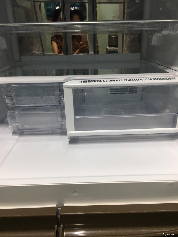 Tủ lạnh nội địa Sharp 440L đời 2013 tiết kiệm điện - 1