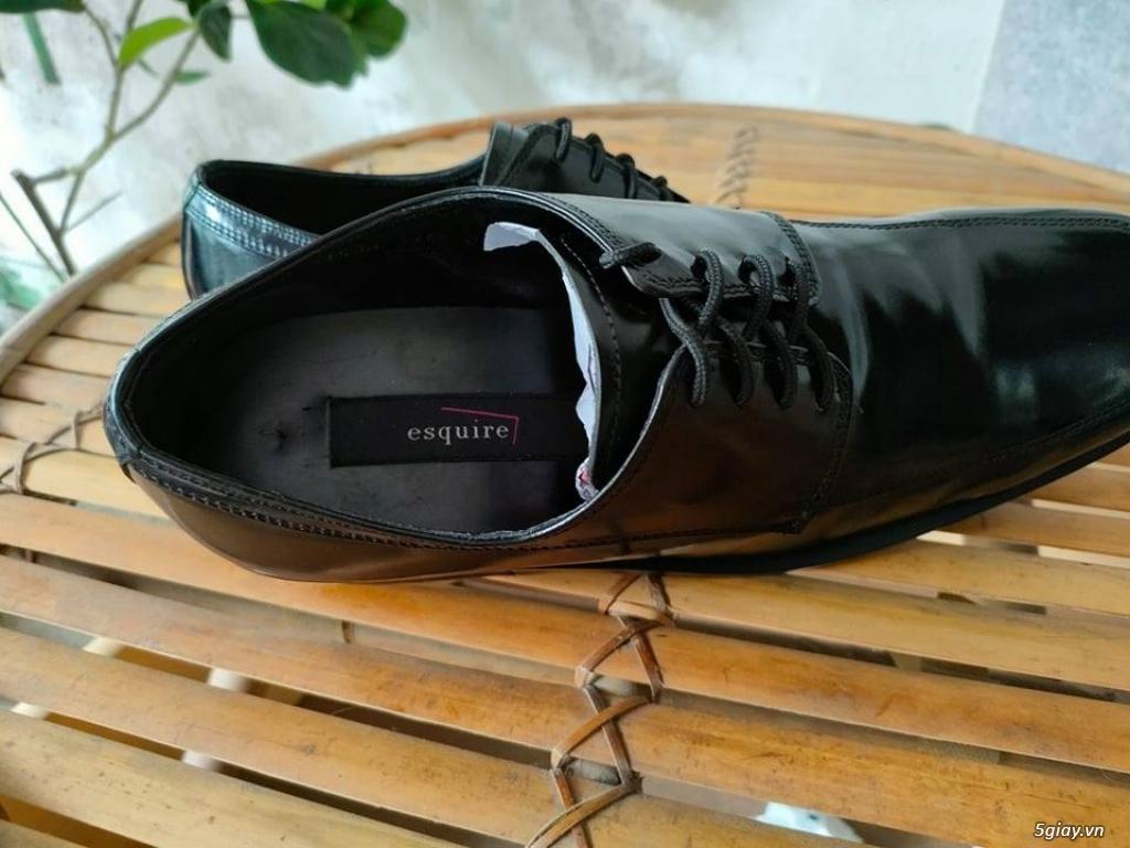 Giày da cao cấp thương hiệu ESQUIRE nhập ngoại  |ZL 0907130133 - 5