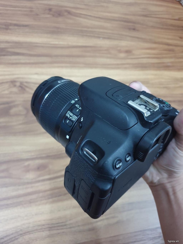 Canon T5i 12k shot + len kit 18-55 IS 98% - 4
