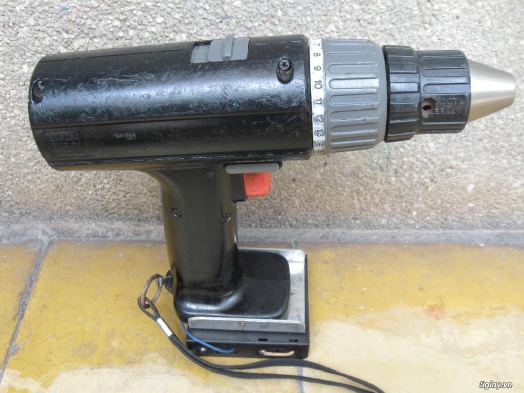 Khoan bắn vít National pin EZ-6283 9,6V - DCNB - 1