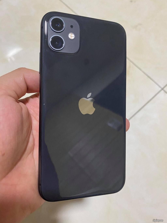 Cần bán iPhone 11 64gb lock sprint màu xám zin all zin áp đẹp 99% - 1