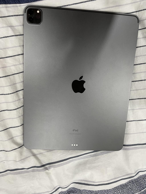 Ipad Pro 2020 12.9 256G Wifi Grey Fullbox BH2022 - 4