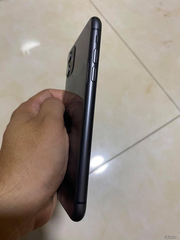 Cần bán iPhone 11 64gb lock sprint màu xám zin all zin áp đẹp 99% - 3