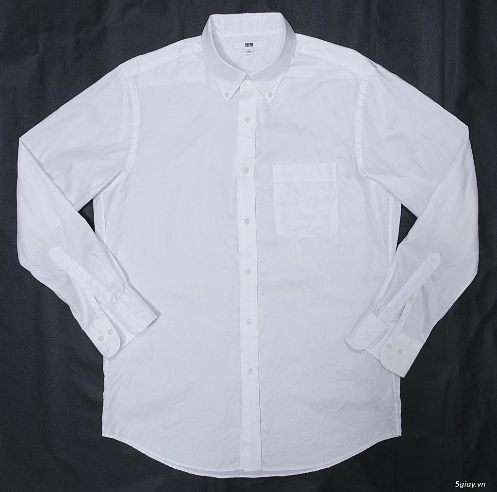 Sơ mi trắng UniQLo, ZARA chuẩn áo ET 22h59' - 6/6/2021. - 8