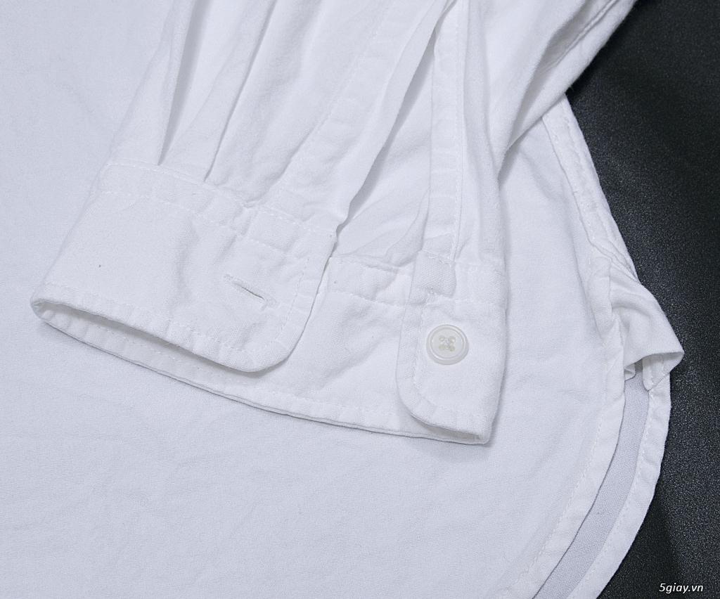 Sơ mi trắng UniQLo, ZARA chuẩn áo ET 22h59' - 6/6/2021. - 6