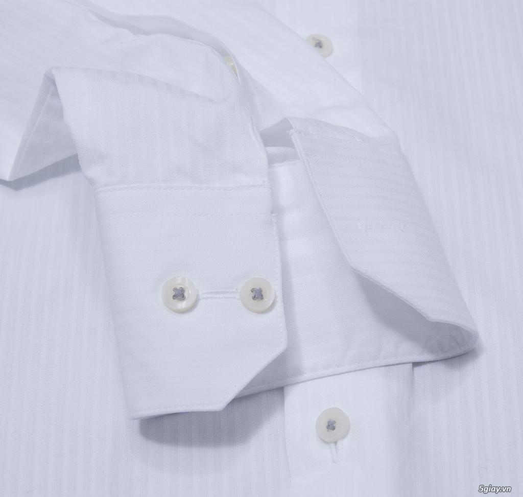 Sơ mi trắng UniQLo, ZARA chuẩn áo ET 22h59' - 6/6/2021. - 18