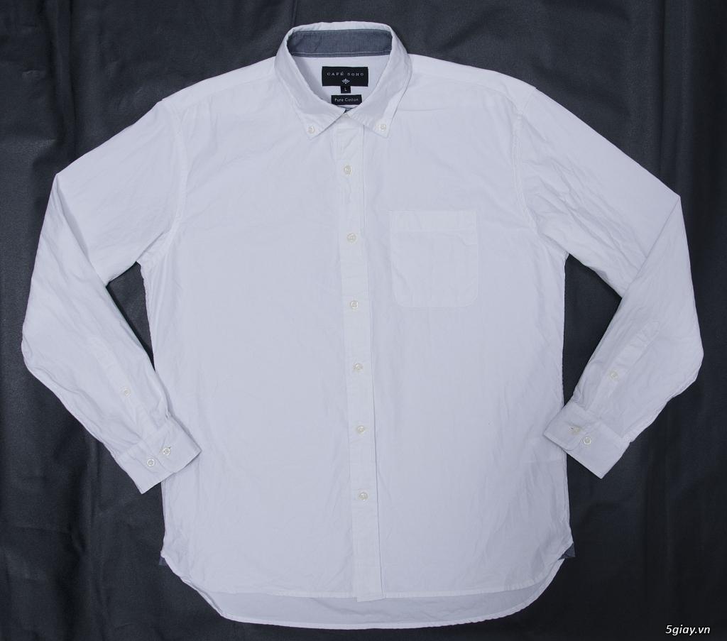 Sơ mi trắng UniQLo, ZARA chuẩn áo ET 22h59' - 6/6/2021. - 12
