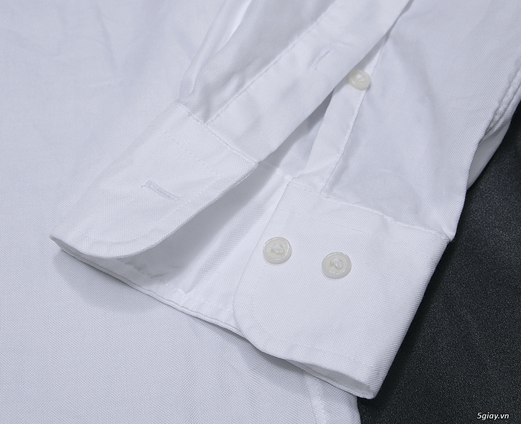 Sơ mi trắng UniQLo, ZARA chuẩn áo ET 22h59' - 6/6/2021. - 10