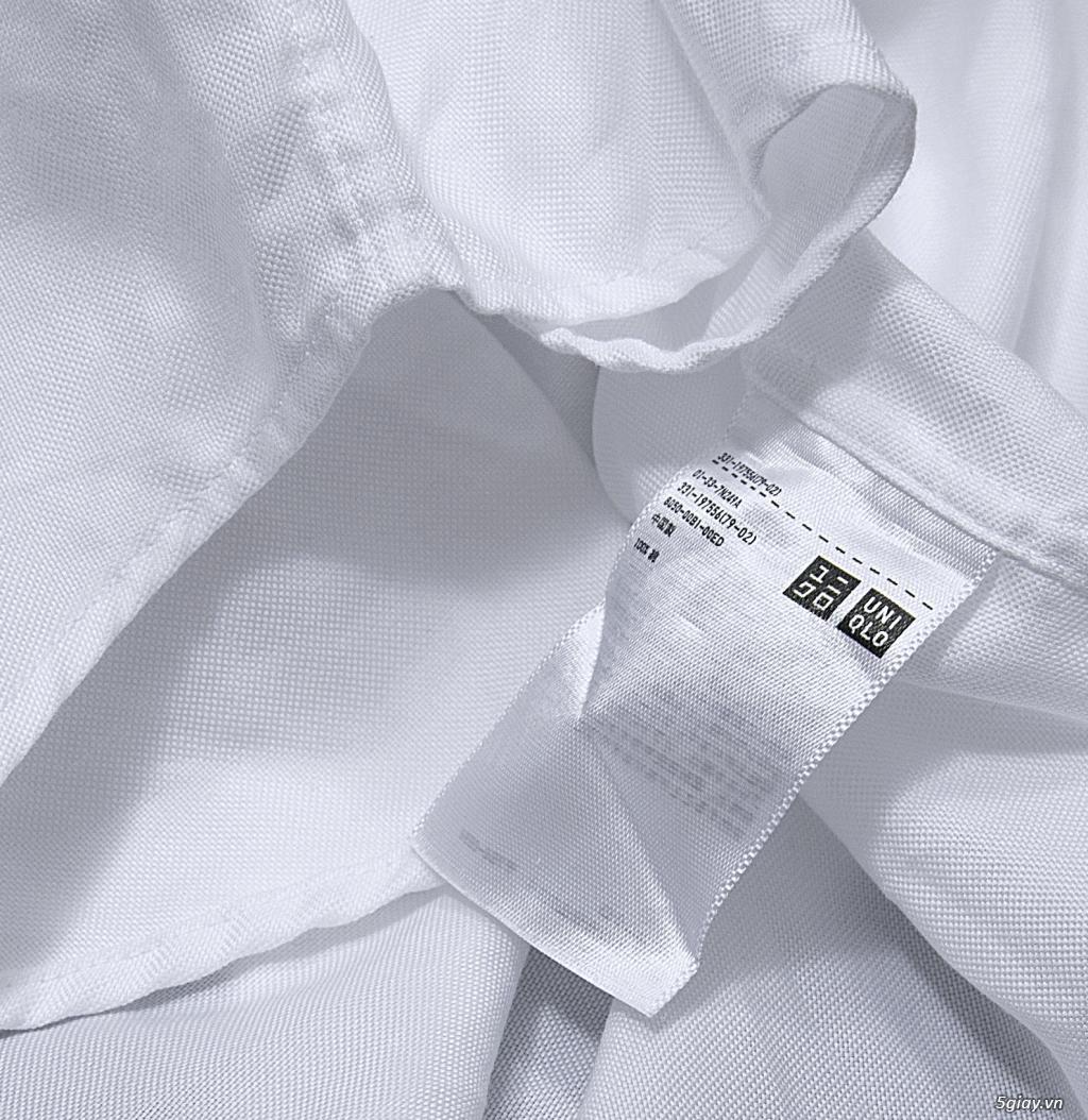 Sơ mi trắng UniQLo, ZARA chuẩn áo ET 22h59' - 6/6/2021. - 11