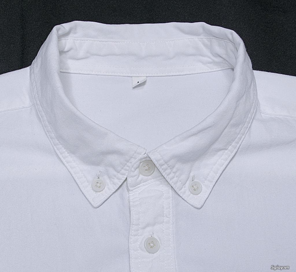 Sơ mi trắng UniQLo, ZARA chuẩn áo ET 22h59' - 6/6/2021. - 5
