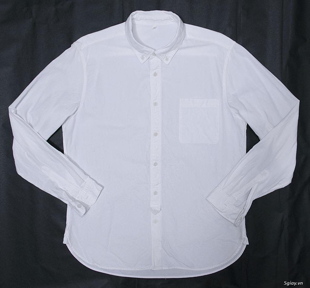 Sơ mi trắng UniQLo, ZARA chuẩn áo ET 22h59' - 6/6/2021. - 4