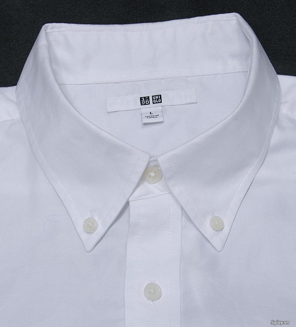 Sơ mi trắng UniQLo, ZARA chuẩn áo ET 22h59' - 6/6/2021. - 9