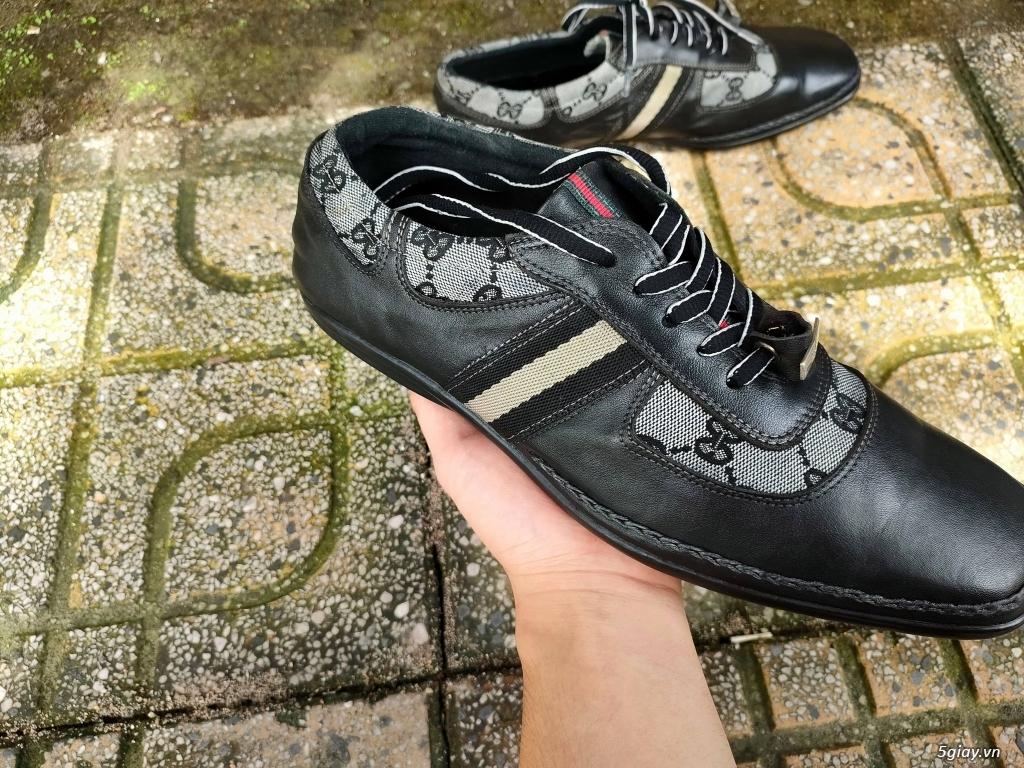 Giày Nam - Giày da mẫu mới GIÁ CỰC SỐC cực ưu đãi  ZAL0 - 0907.130.133 - 2