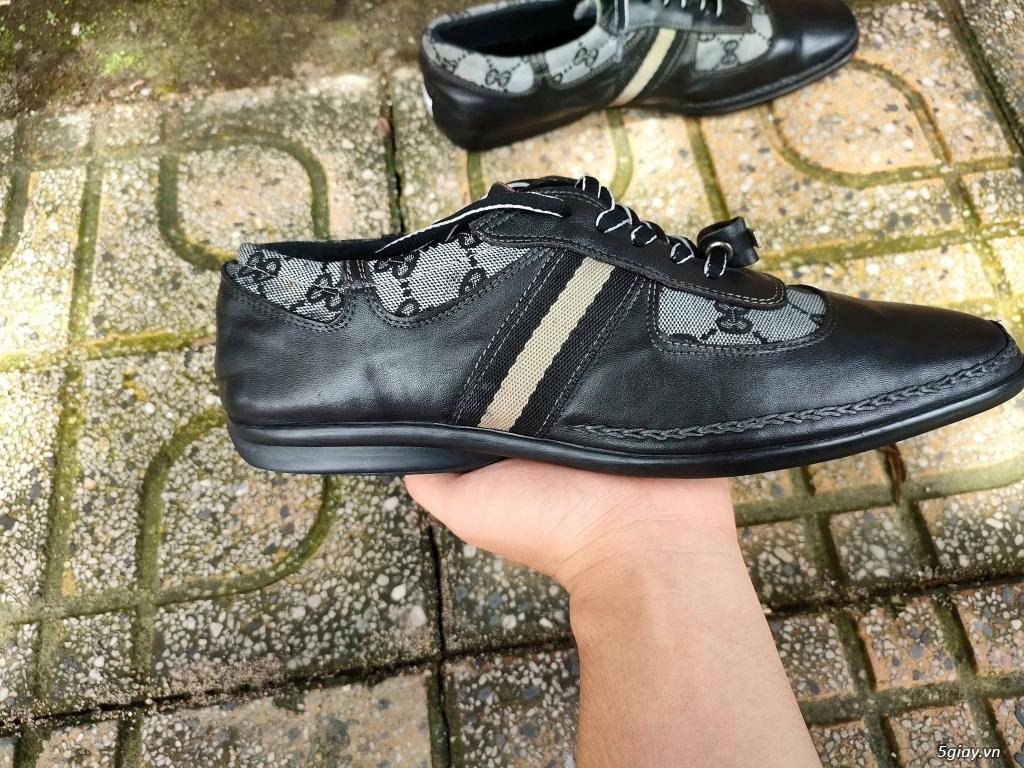Giày Nam - Giày da mẫu mới GIÁ CỰC SỐC cực ưu đãi  ZAL0 - 0907.130.133 - 1