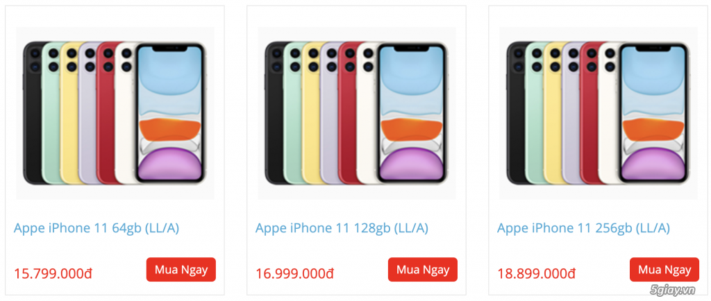 Tất cả các sản phẩm Apple - 9