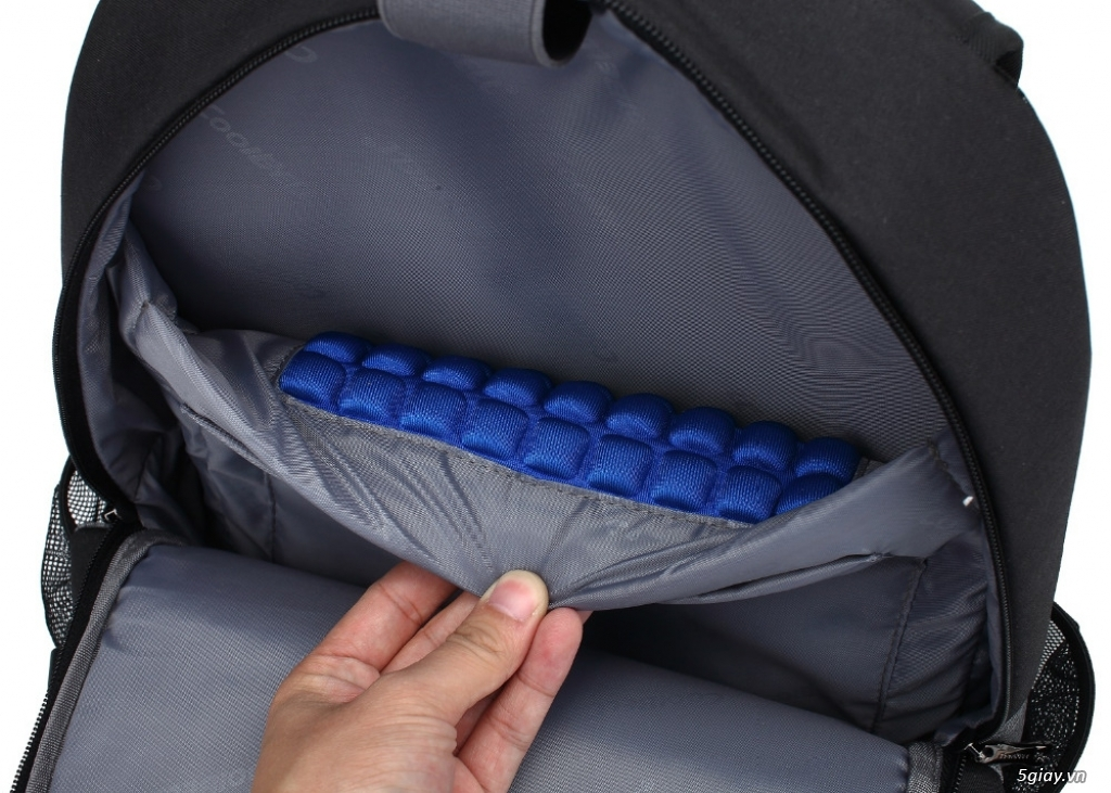 Vải kubu dùng lót balo túi xách - 3