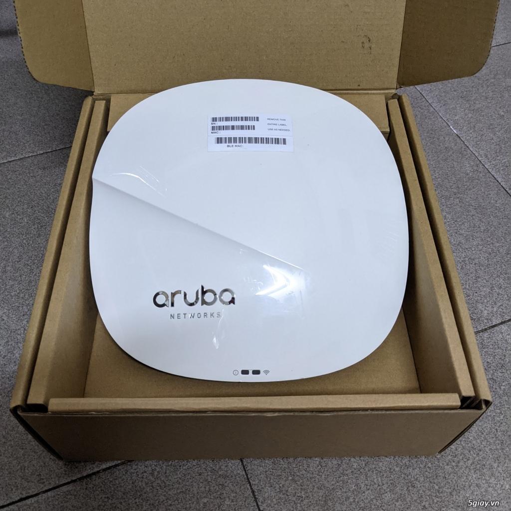 Bộ phát wifi chuyên dụng Aruba - 5
