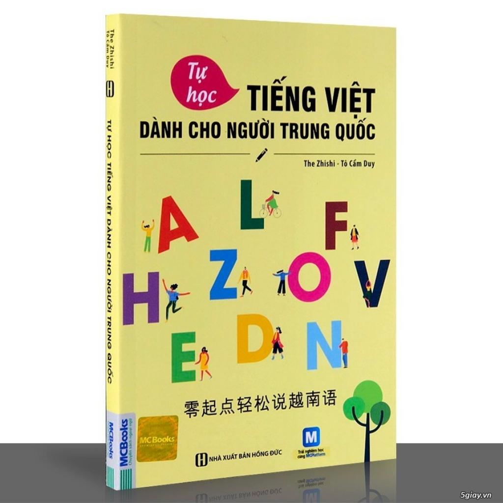 Giới thiệu cuốn sách tự học tiếng Việt dành cho người Trung Quốc - 1
