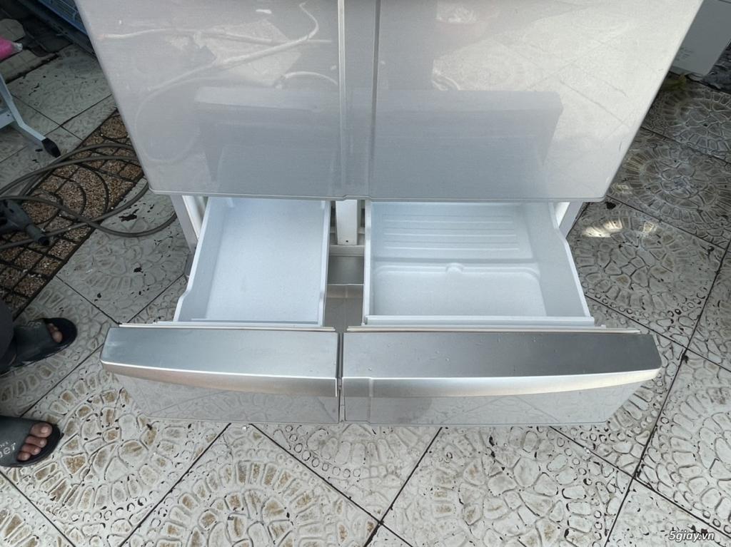SALE: Tủ lạnh TOSHIBA 6 cánh 510L - 5