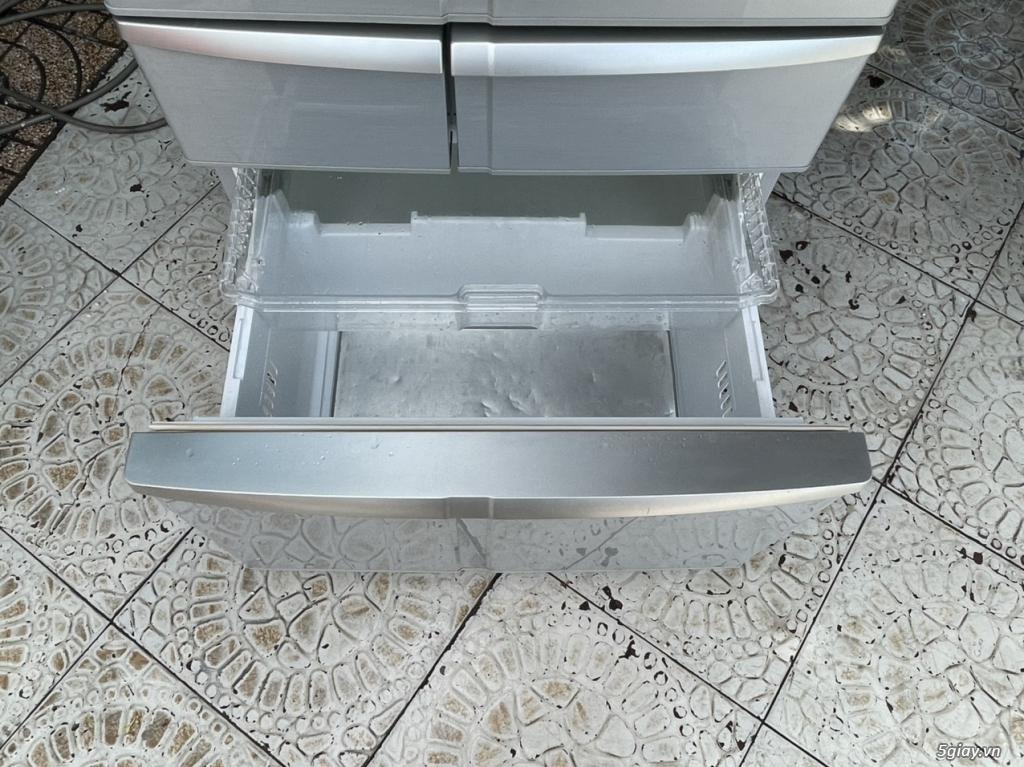 SALE: Tủ lạnh TOSHIBA 6 cánh 510L - 6