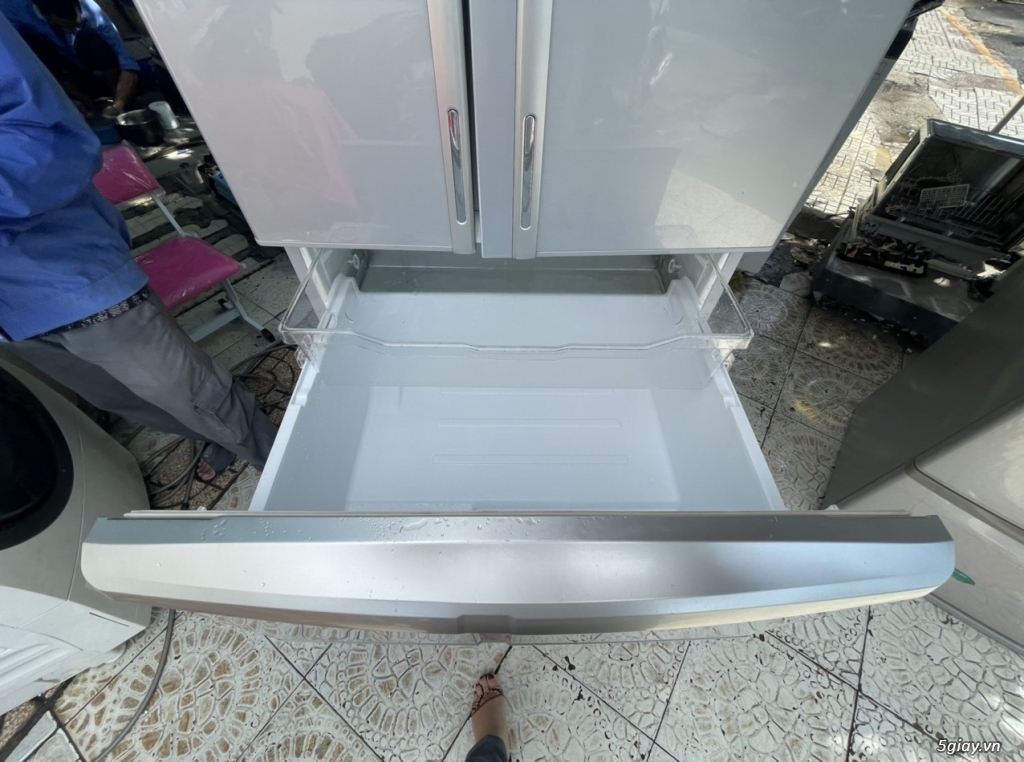 SALE: Tủ lạnh TOSHIBA 6 cánh 510L - 4