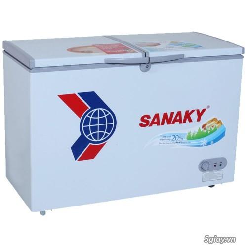 Tủ Đông Sanaky VH-8699HY3 dàn đồng Inverter