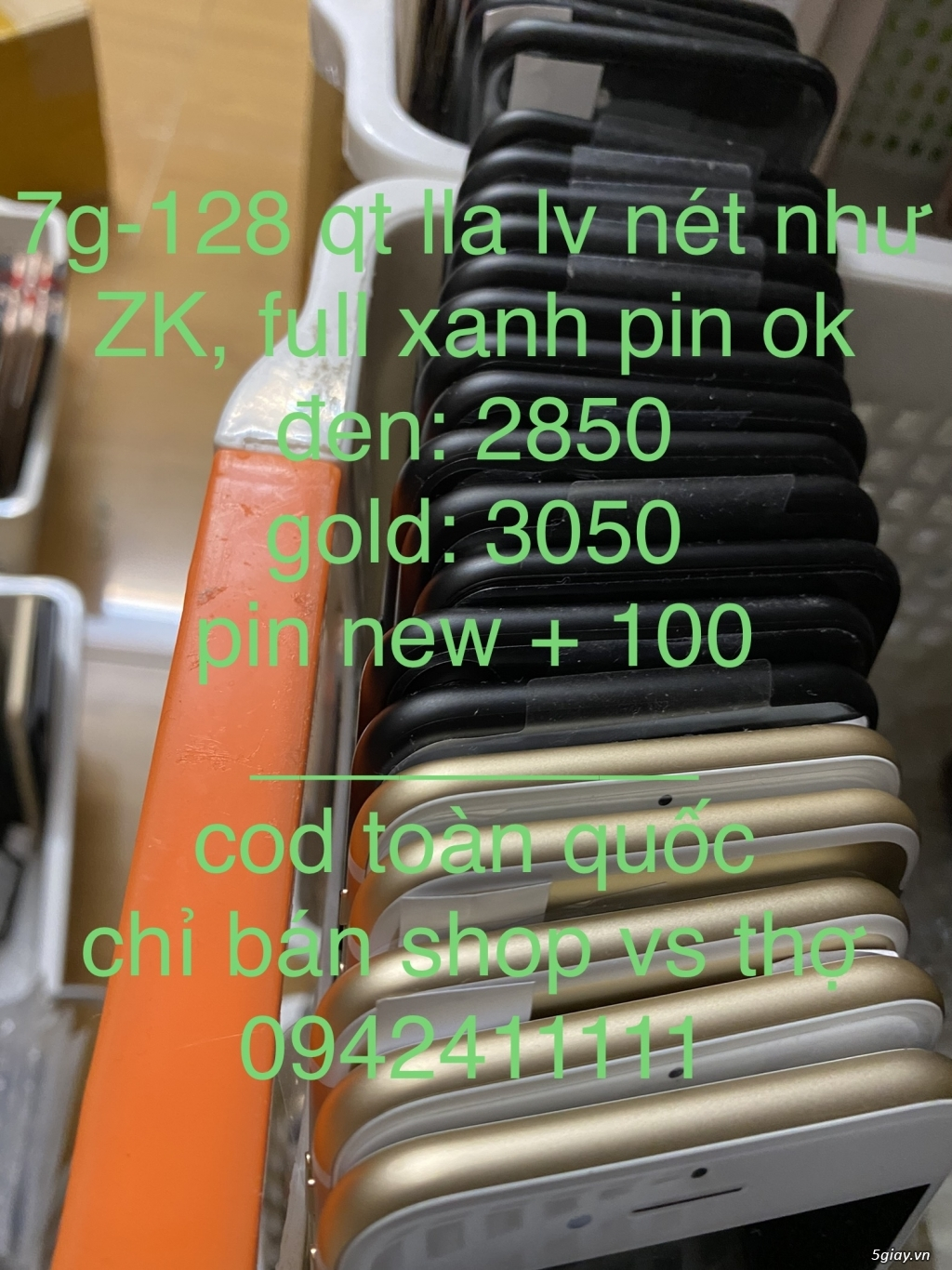 Bảng Giá Sỉ iPhone 6s | 6splus | 7g | 7plus | 8g | 8plus QT lla (COD) - 4