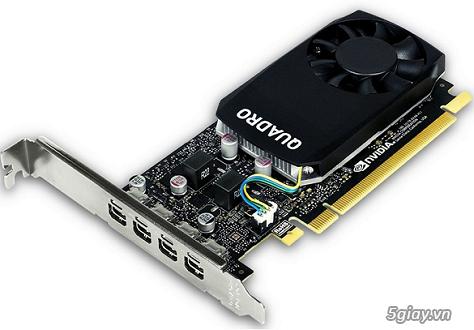 - VGA Nvidia Quadro M4000 8Gb/256bit chuyên cho render, đồ họa... - 5