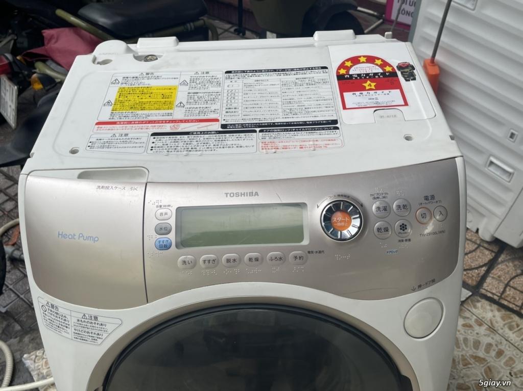 Máy giặt nội địa TOSHIBA TW-Z9100 9KG sấy 6KG - 25