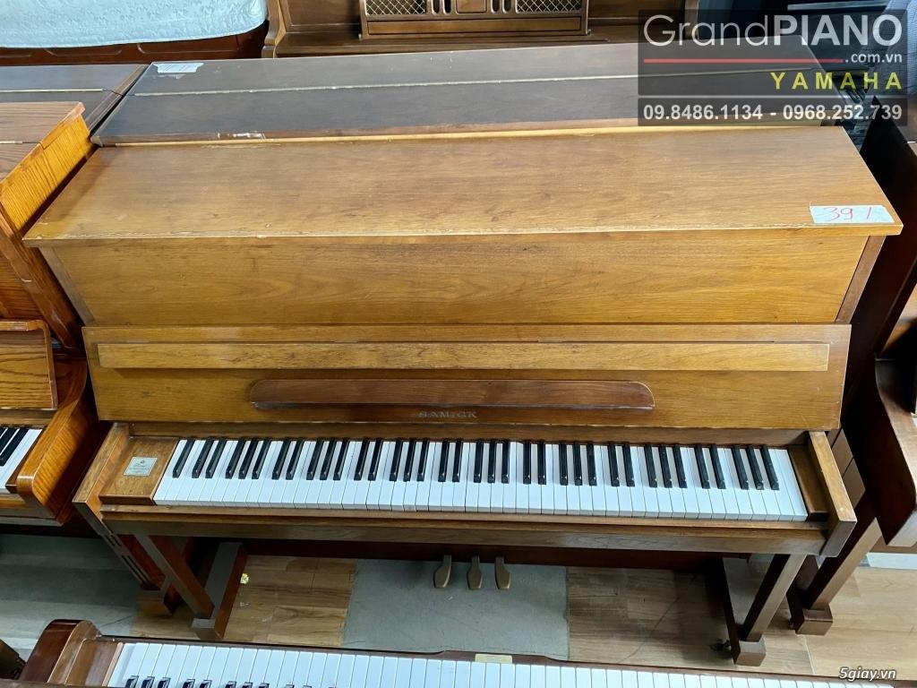 Sản phẩm PIANO cơ Hàn Quốc SAMICK SU-118CT INDO03690 có sẵn - 10