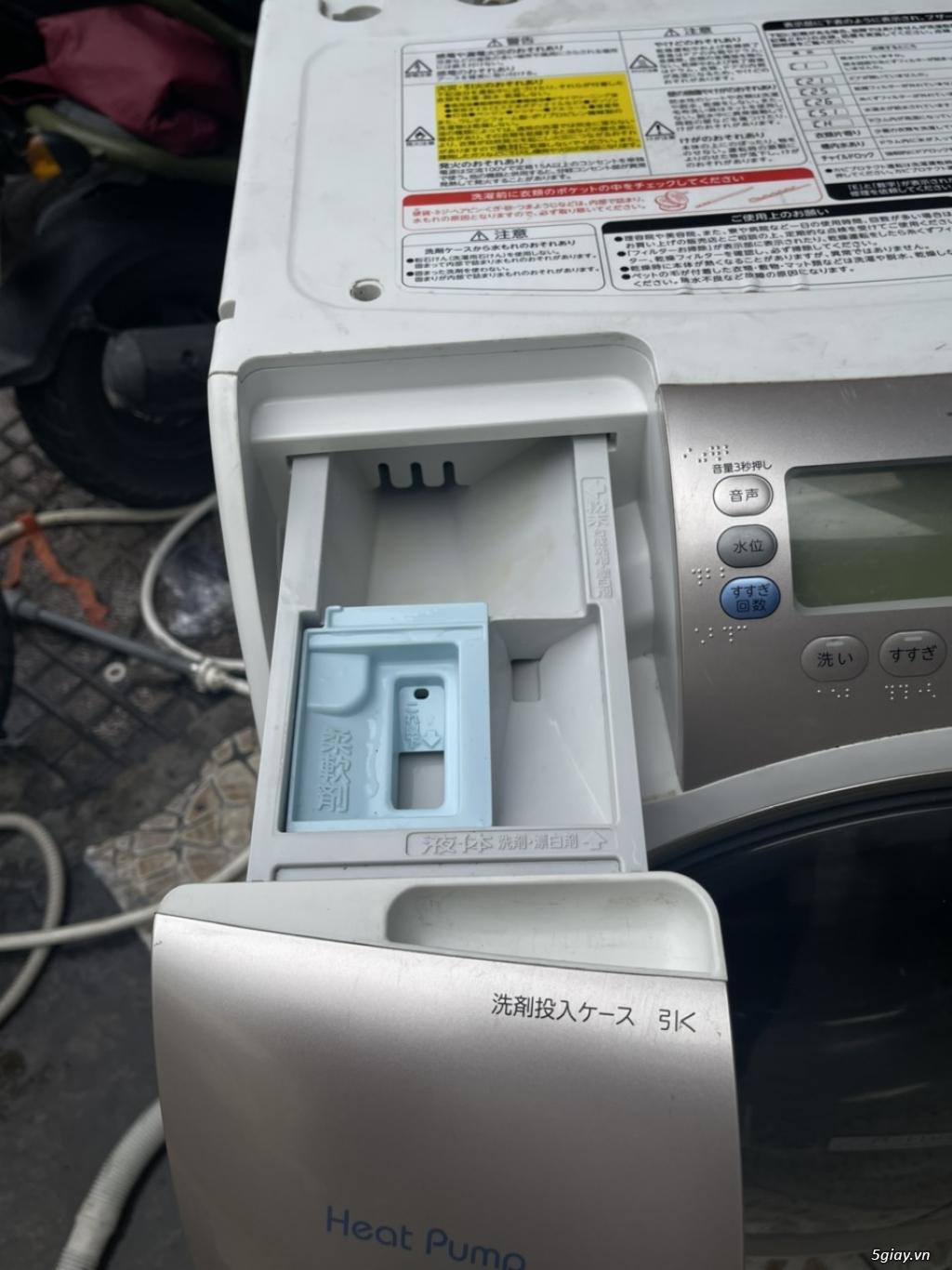 Máy giặt nội địa TOSHIBA TW-Z9100 9KG sấy 6KG - 26